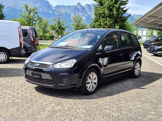 van Ford C-Max 1.6i 16V Carving