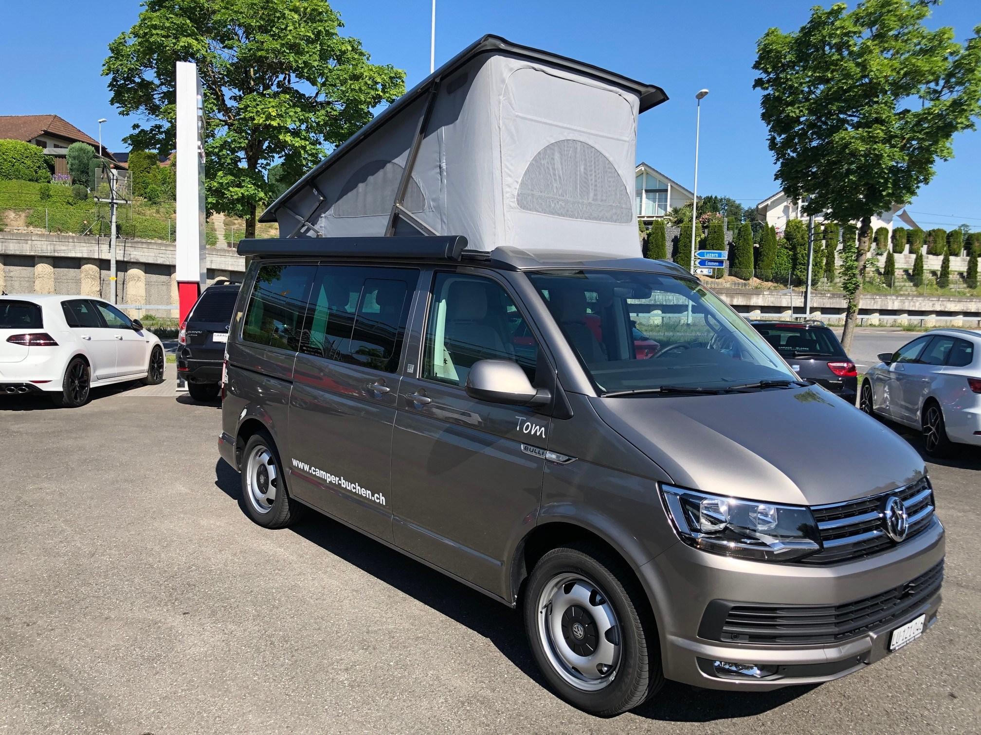 bus VW T6 California 2.0 TDI Ocean Liberty