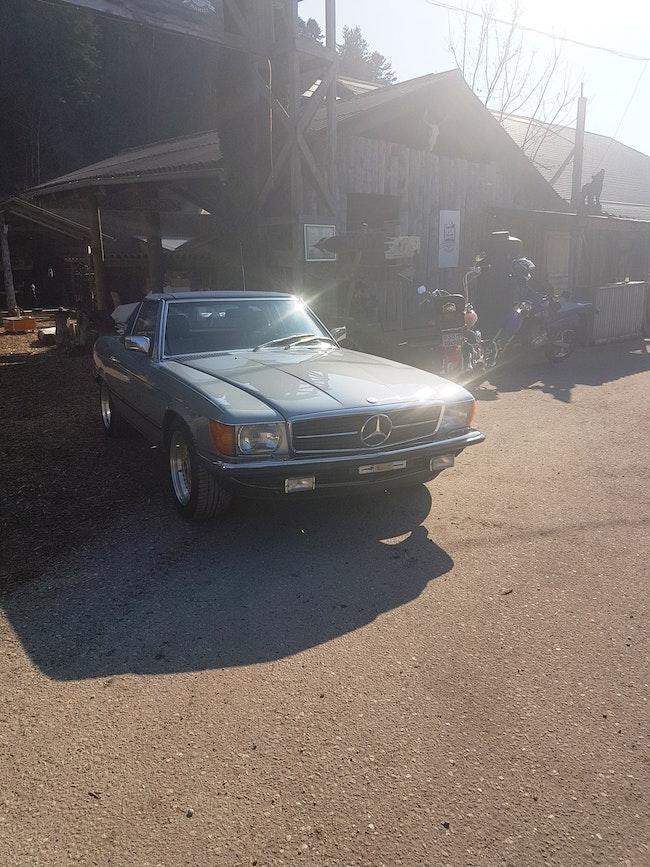 cabriolet Mercedes-Benz 380 Cabriolet
