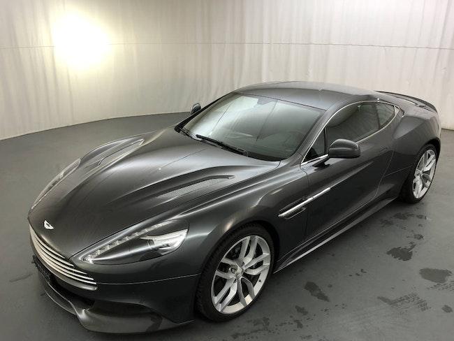 sportscar Aston Martin Vanquish 6.0 V12
