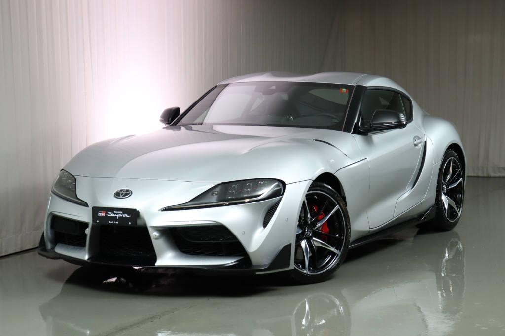 coupe Toyota Supra 3.0 T Premium