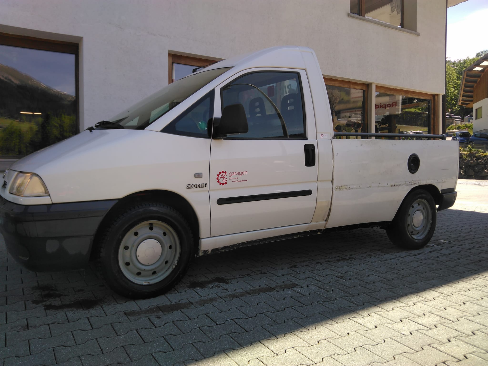 bus Citroën Jumpy