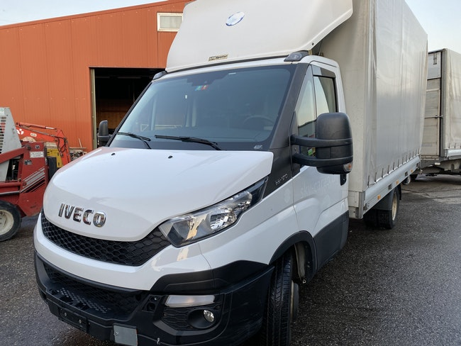 van Iveco Daily / Turbo Daily Daily 35 C 17 K.-Ch. 4100 3.0 HPT 170