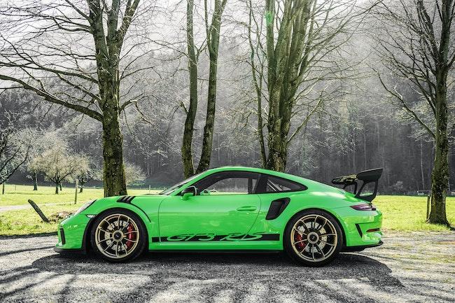 sportscar Porsche 911 GT3 RS PDK *Weissach Paket*