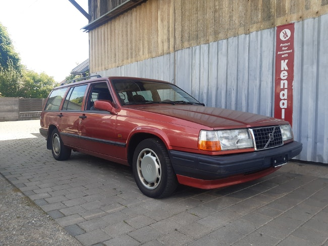 estate Volvo 940 / POLAR Turbo LPT