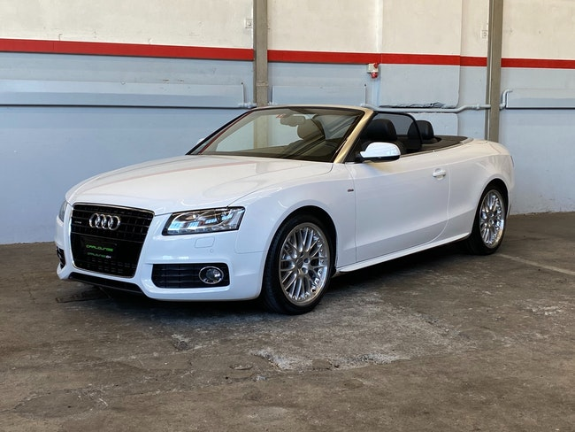 cabriolet Audi A5 Cabriolet 3.0 TDI S-Line quattro S-tronic