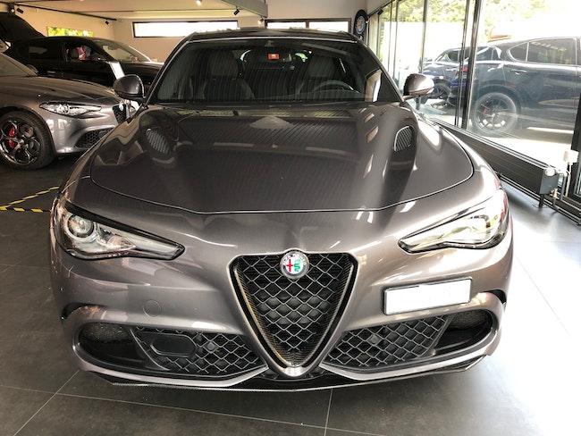 saloon Alfa Romeo Giulia 2.9 Quadrifoglio