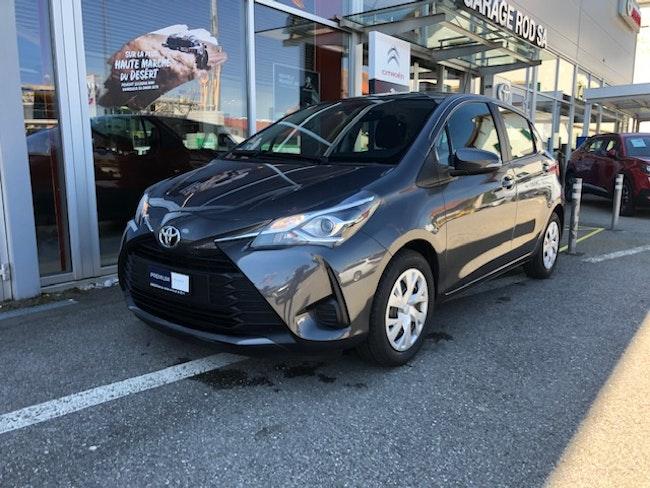 saloon Toyota Yaris 1.5 VVT-iE Comfort MdS