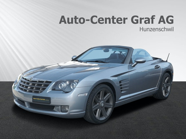 cabriolet Chrysler Crossfire Roadster 3.2 V6 18V