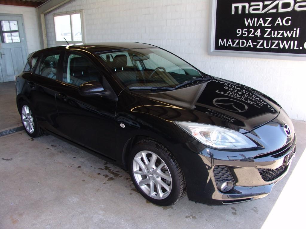 saloon Mazda 3 Hatchback 2.0 Sport ActiveM Navi
