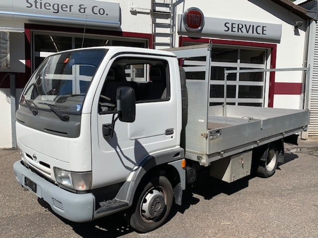 pickup Nissan Cabstar E Pick-up 120.35 2900 3.0 TDi