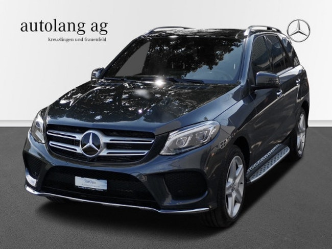 suv Mercedes-Benz GLE-Klasse GLE 350 d Executive 4M