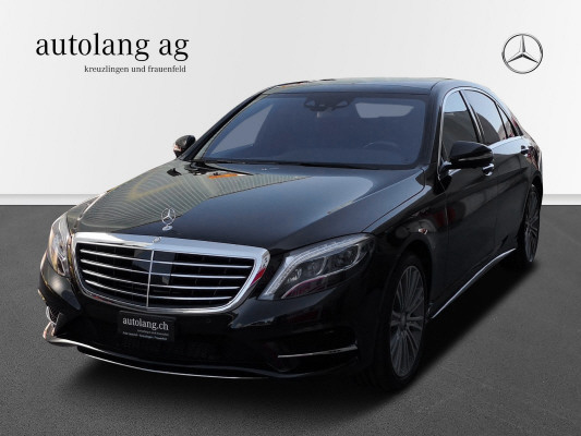 saloon Mercedes-Benz S-Klasse S 500 L 4Matic
