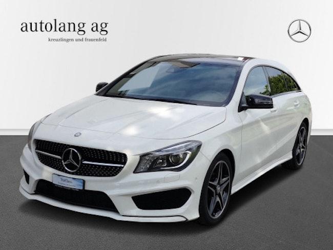 estate Mercedes-Benz CLA-Klasse CLA 200 CDI AMG Line 4Mat
