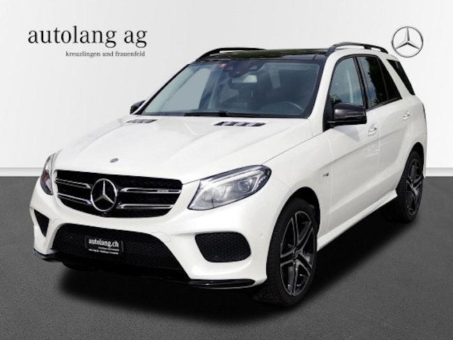 suv Mercedes-Benz GLE-Klasse GLE 43 AMG Exec.4Matic