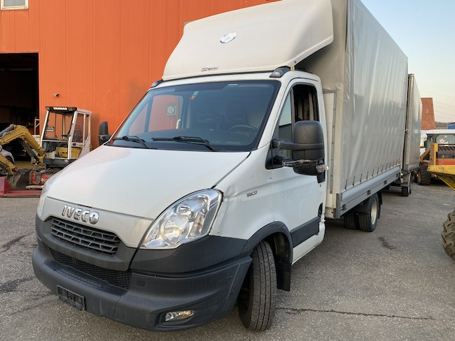 van Iveco Daily / Turbo Daily Daily 35 C 17 K.-Ch. 3450 3.0 HPI 170