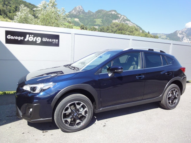 suv Subaru XV 1.6 Swiss Plus AWD