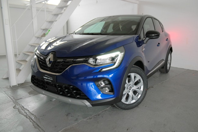 suv Renault Captur INTENS TCe 130 EDC PF