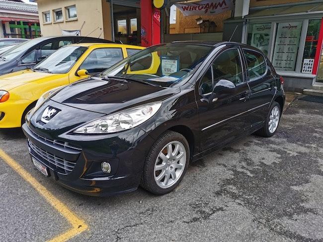 saloon Peugeot 207 1.6 16V Swiss Edition