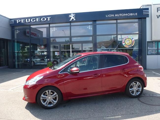 saloon Peugeot 208 1.6 VTi Allure