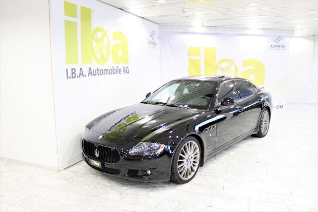 saloon Maserati Quattroporte 4.7 AwardsEd