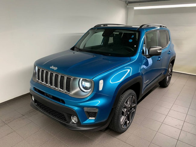 suv Jeep Renegade 1.3 Turbo Limited AWD