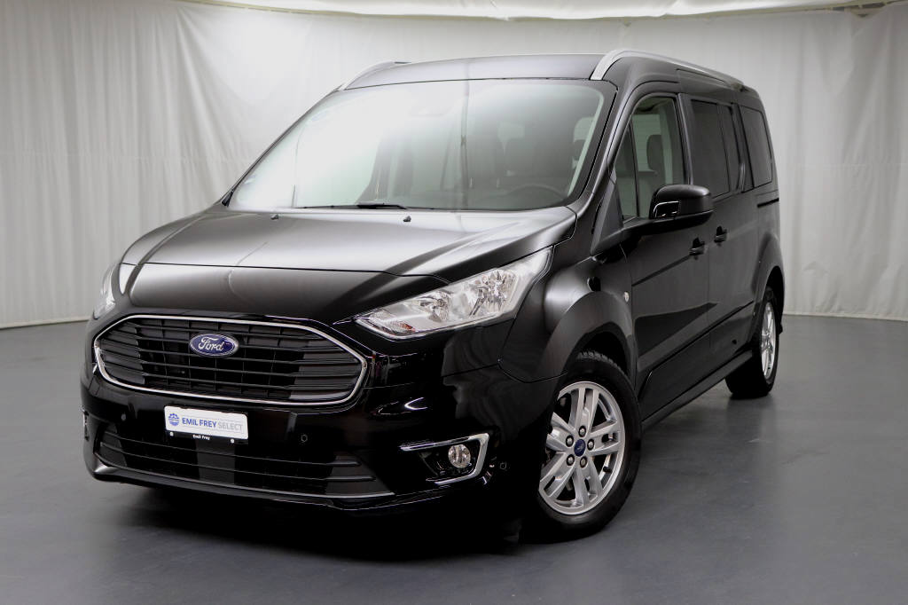 bus Ford Connect 1.5 EcoBlue 120 Titanium