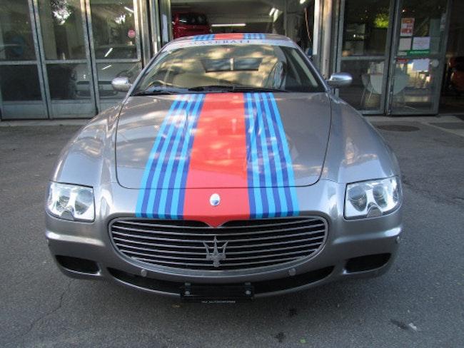 saloon Maserati Quattroporte 4.2