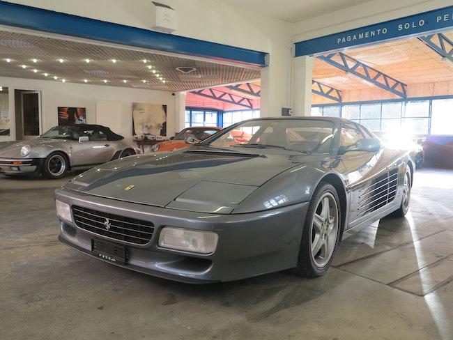 sportscar Ferrari 512 TESTAR./512 512 TR