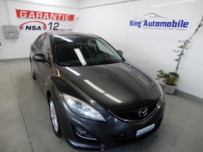 saloon Mazda 6 2.0 16V DISI Exclusive