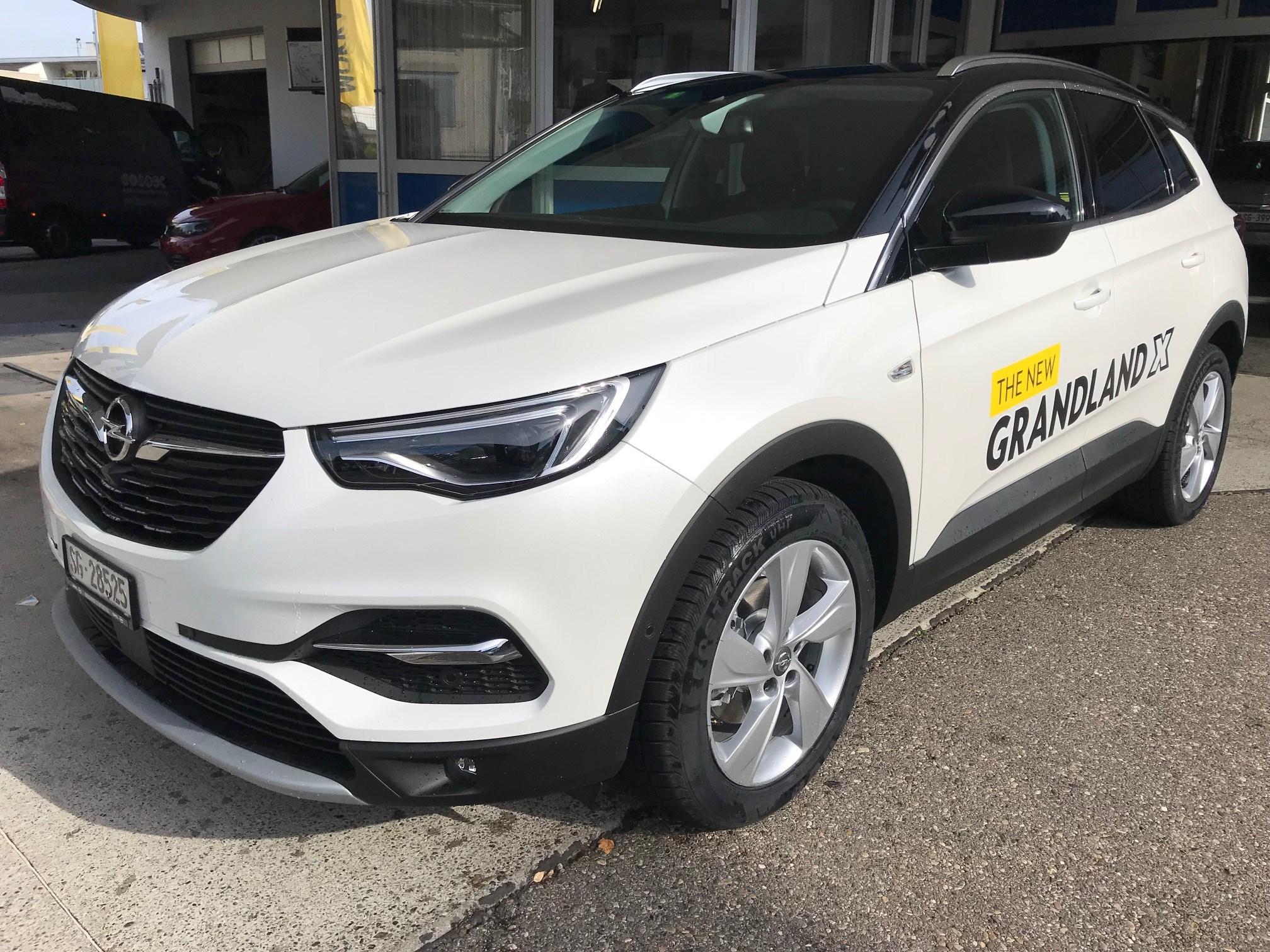 suv Opel Grandland X 1.6CDTi Excellence Automatik