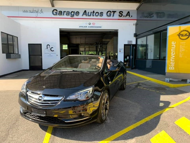 cabriolet Opel Cascada 1.6i 16V Cosmo Automat