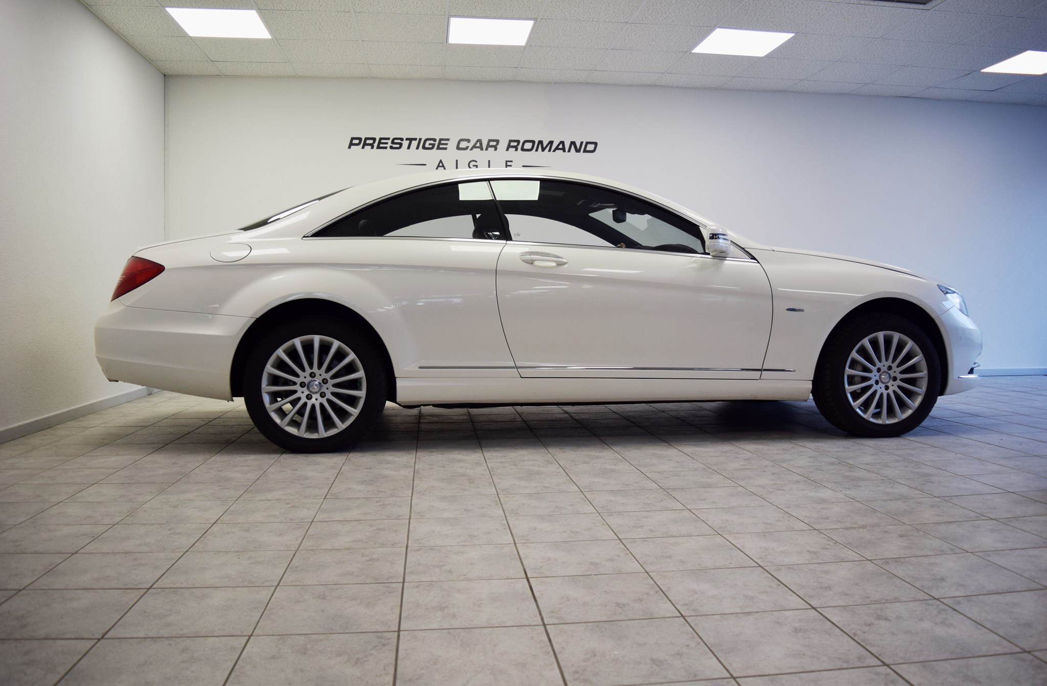 coupe Mercedes-Benz CL 500 4Matic 7G-Tronic