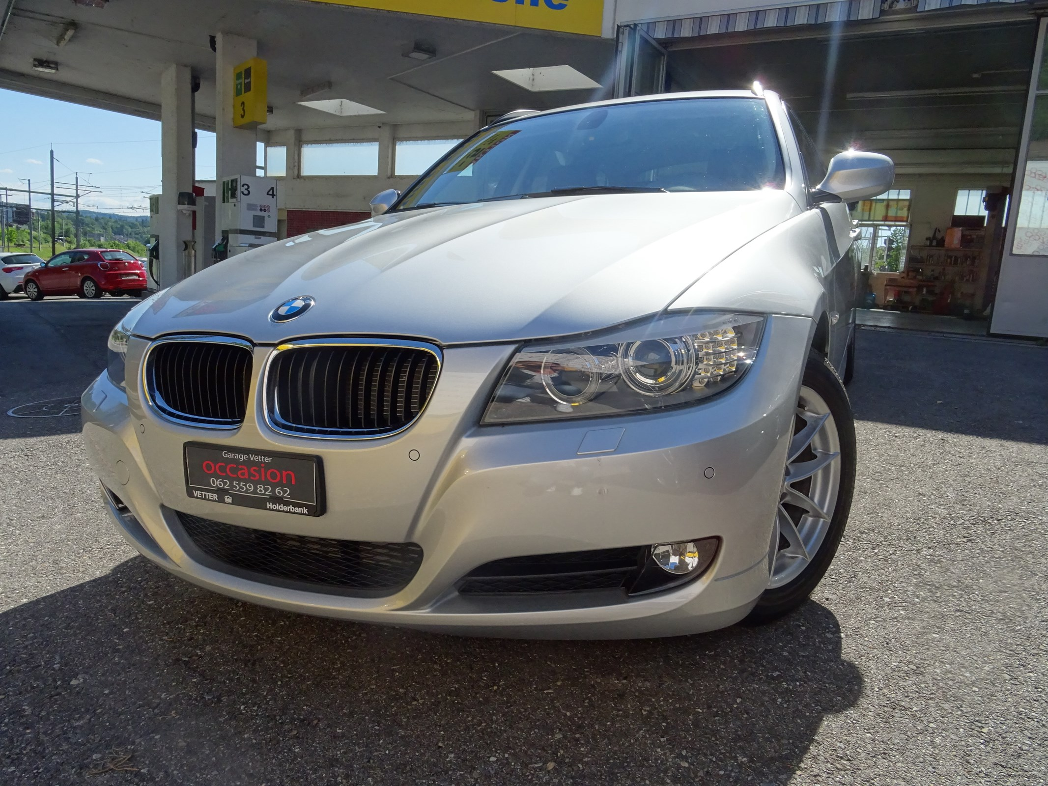 estate BMW 3er 320d Touring Dynamic Edition Steptronic