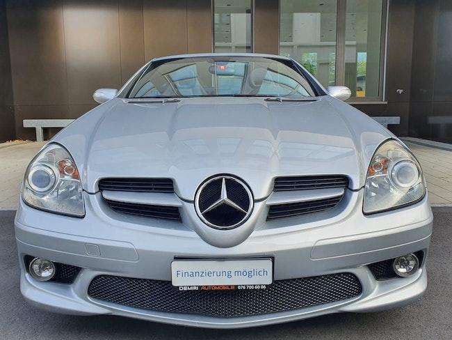 cabriolet Mercedes-Benz SLK 200 Kompressor AMG Optik Paket