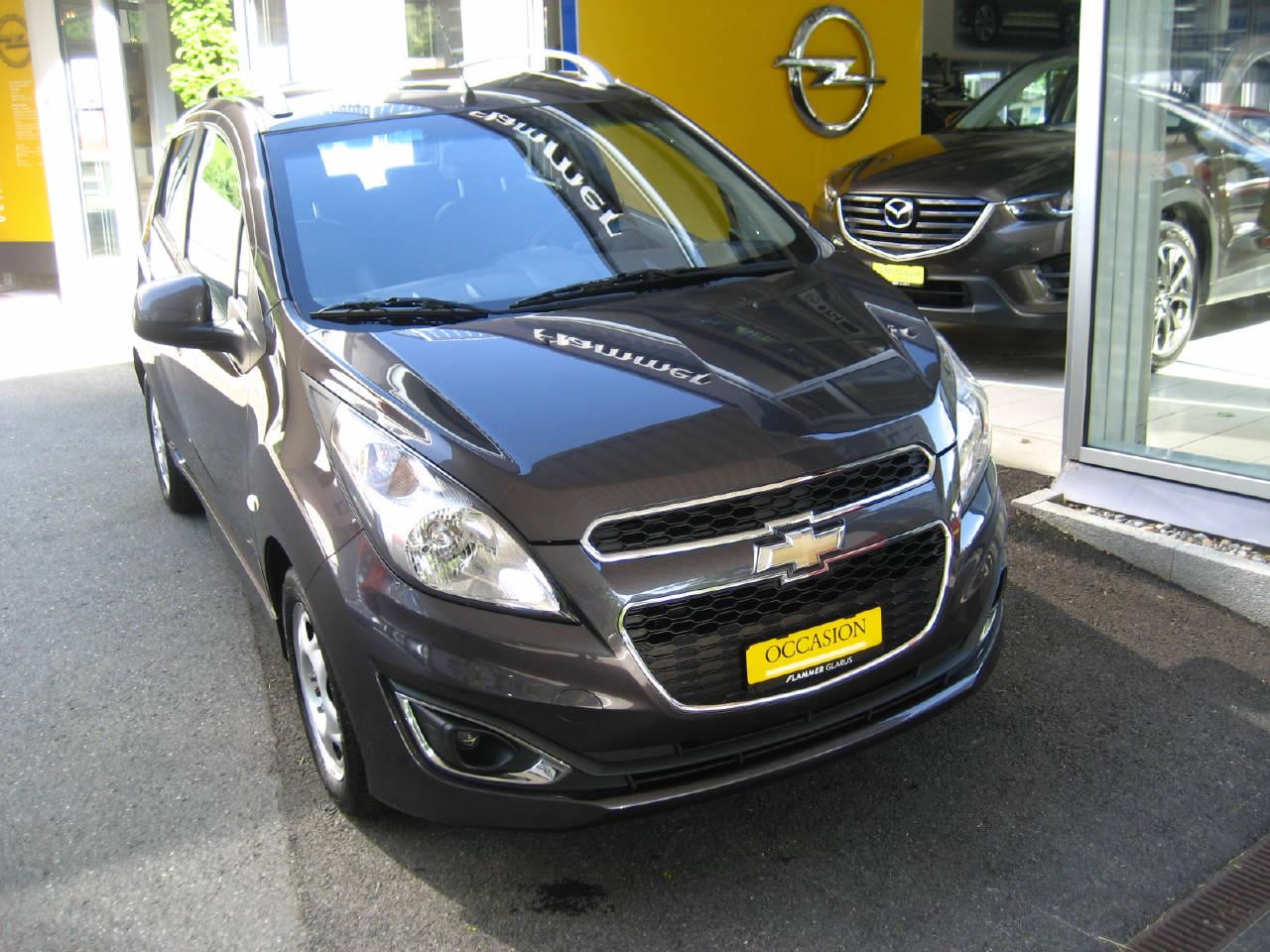 saloon Chevrolet Spark 1.2 16V LS