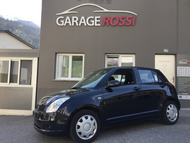 saloon Suzuki Swift 1.3i GL Top 4x4