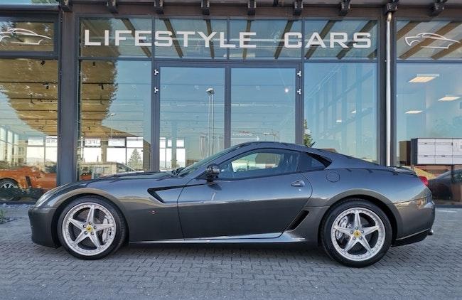 sportscar Ferrari 599 GTB HGTE
