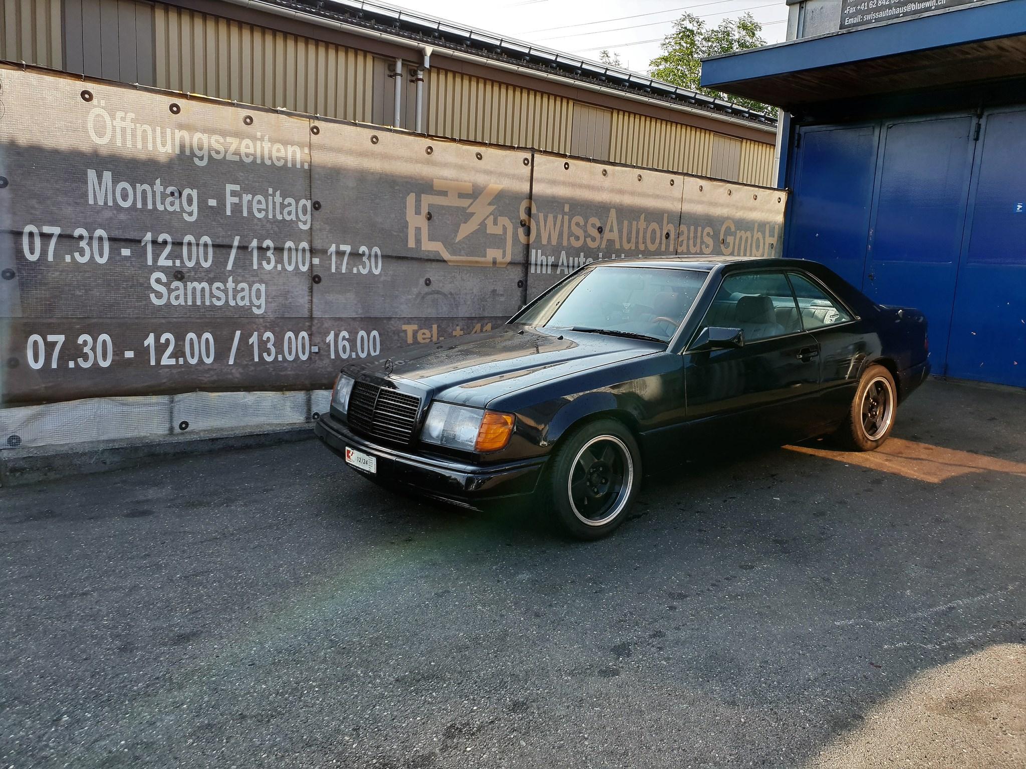 coupe Mercedes-Benz E-Klasse 230 CE