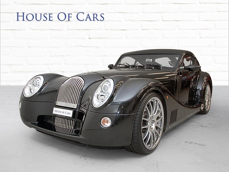 coupe Morgan Aero 8 Aeromax 4.8 Coupé 1 of 99 (1 of 30 LHD)