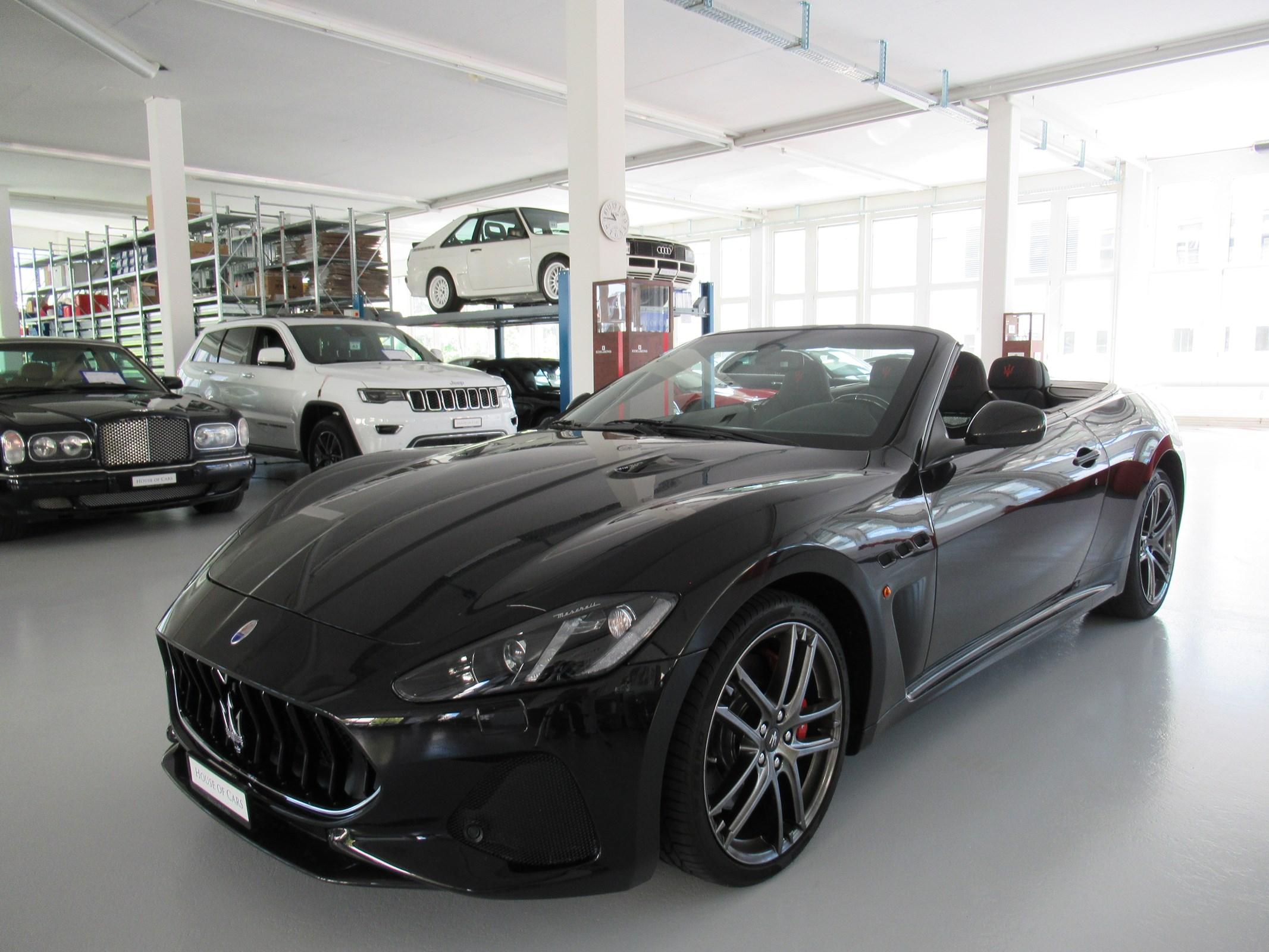 cabriolet Maserati GranCabrio/Granturismo GranCabrio MC Automatica Facelift MY 2018