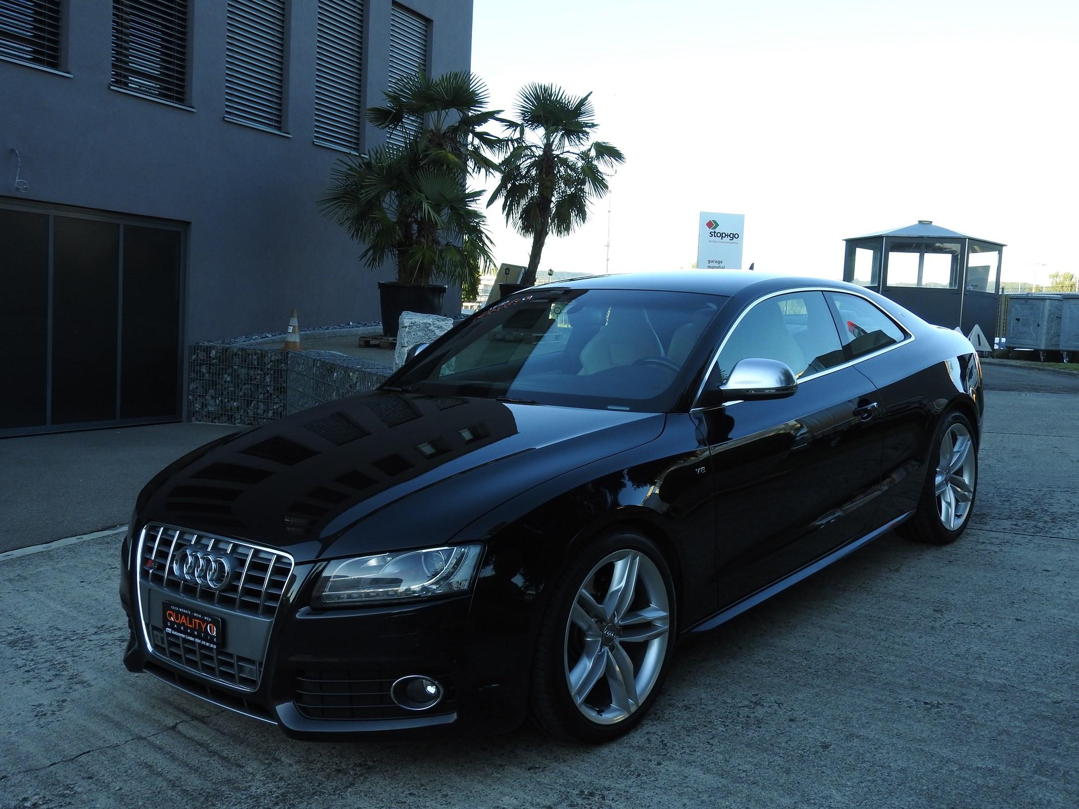 coupe Audi S5 / RS5 S5 Coupé 4.2 FSI quattro frisch ab MFK und Service