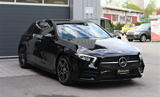 saloon Mercedes-Benz A-Klasse A 200 AMG Line 7G-DCT