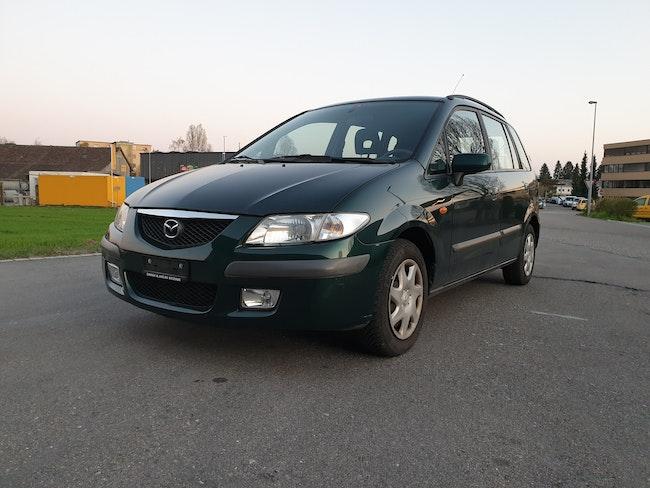 van Mazda Premacy 1.8i-16V