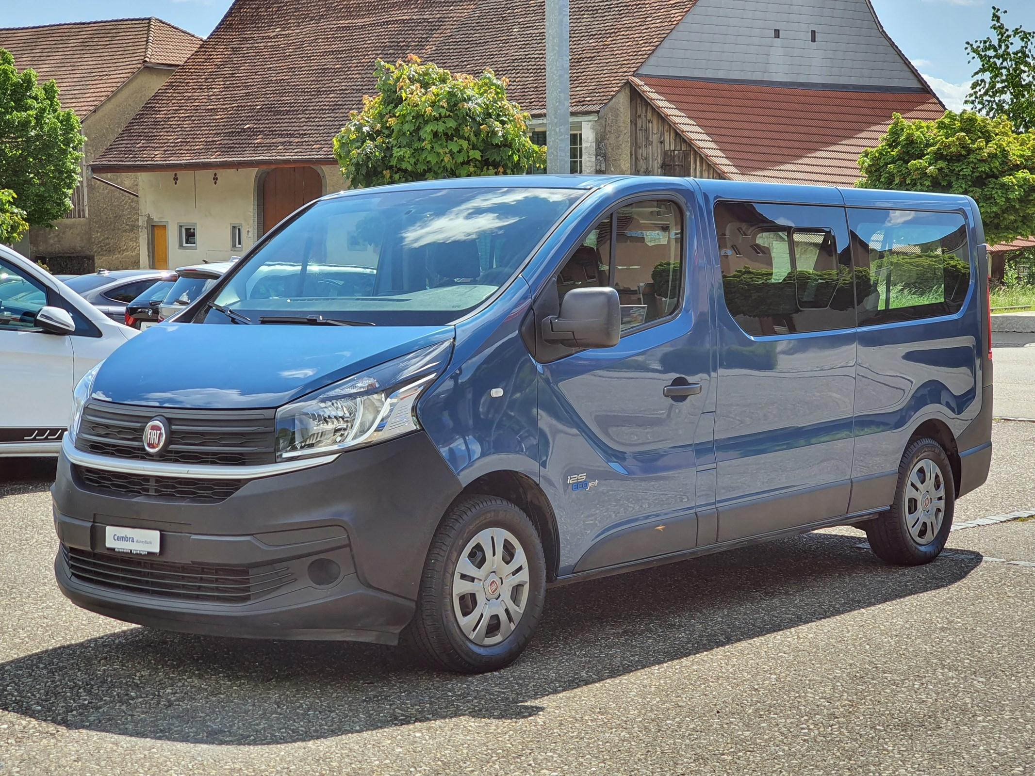 bus Fiat Talento 29 1.6 Eco Base L2 8/9 Pl.