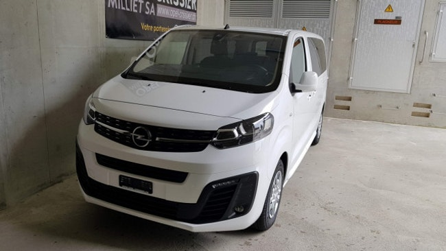 van Opel Zafira Life Business M