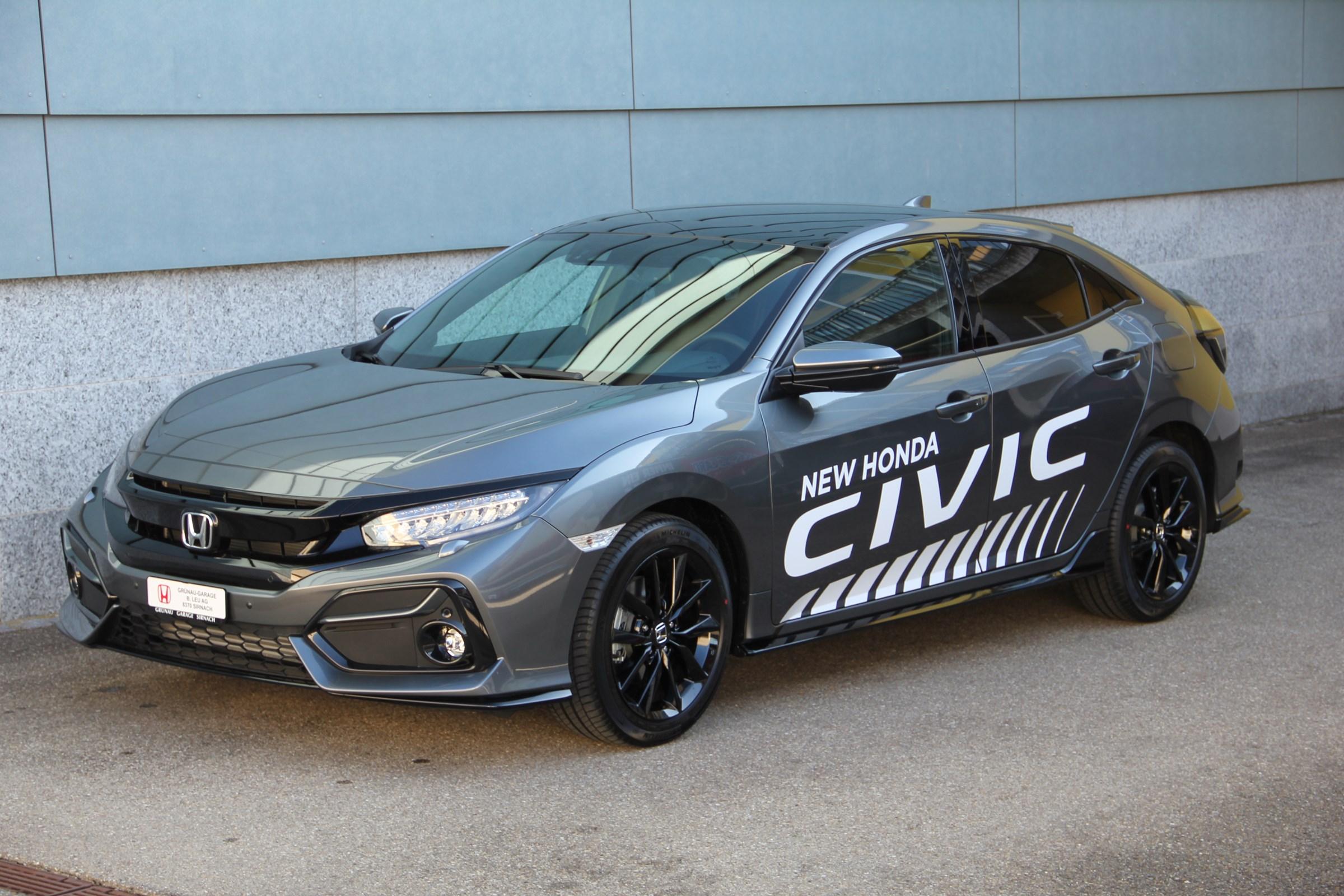 Kelebihan Honda Civic Sport Plus Top Model Tahun Ini