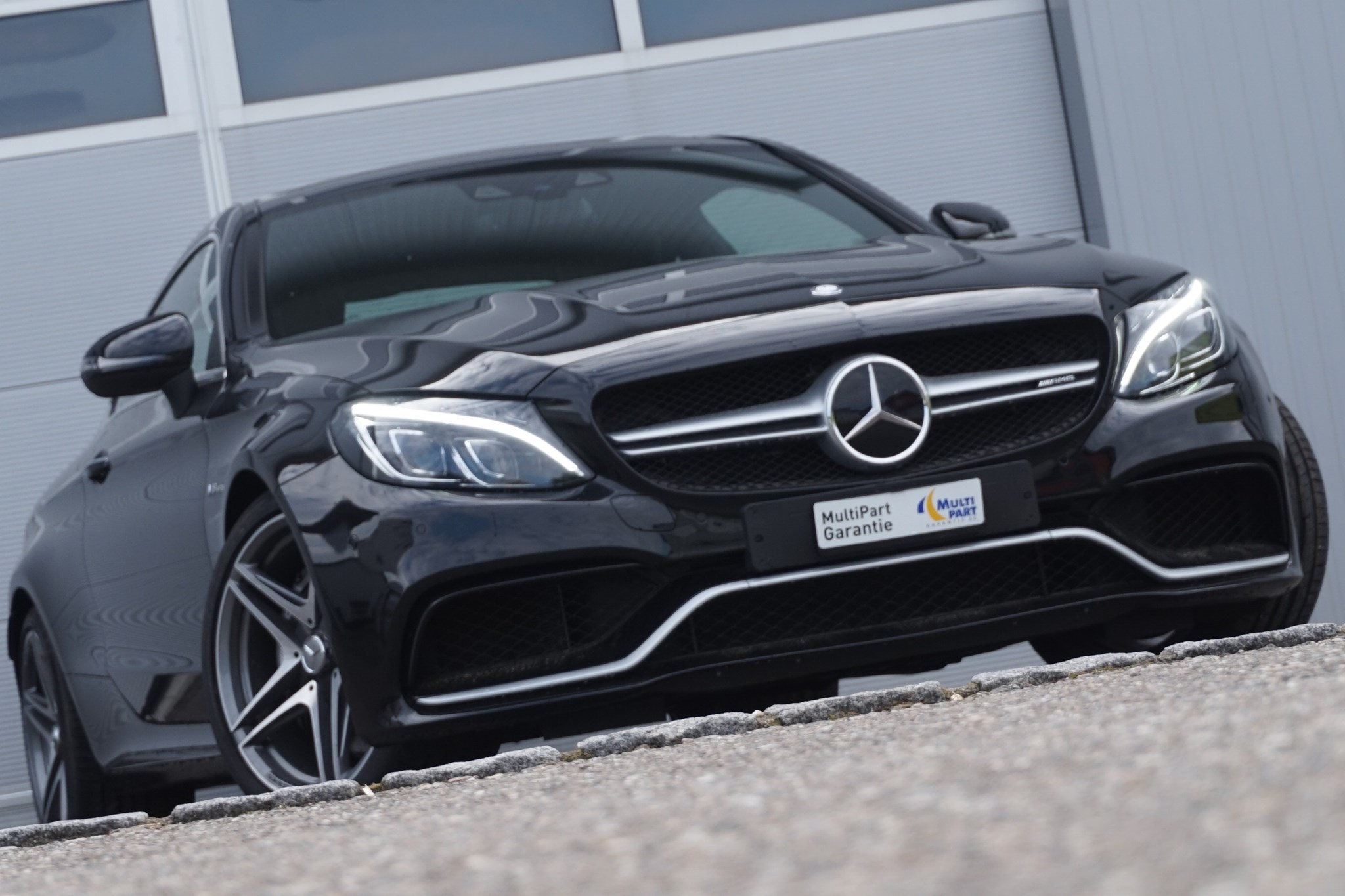 coupe Mercedes-Benz C-Klasse C 63 AMG - PERFORMANCE