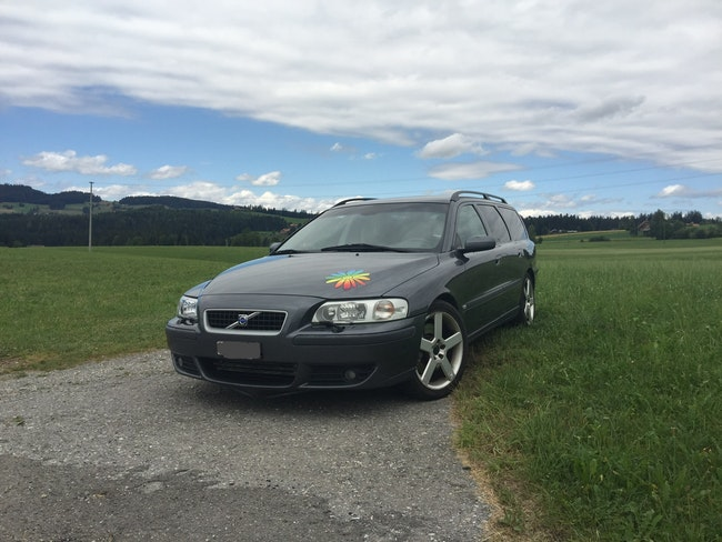 estate Volvo V70 R 2.5 20V T 300 AWD