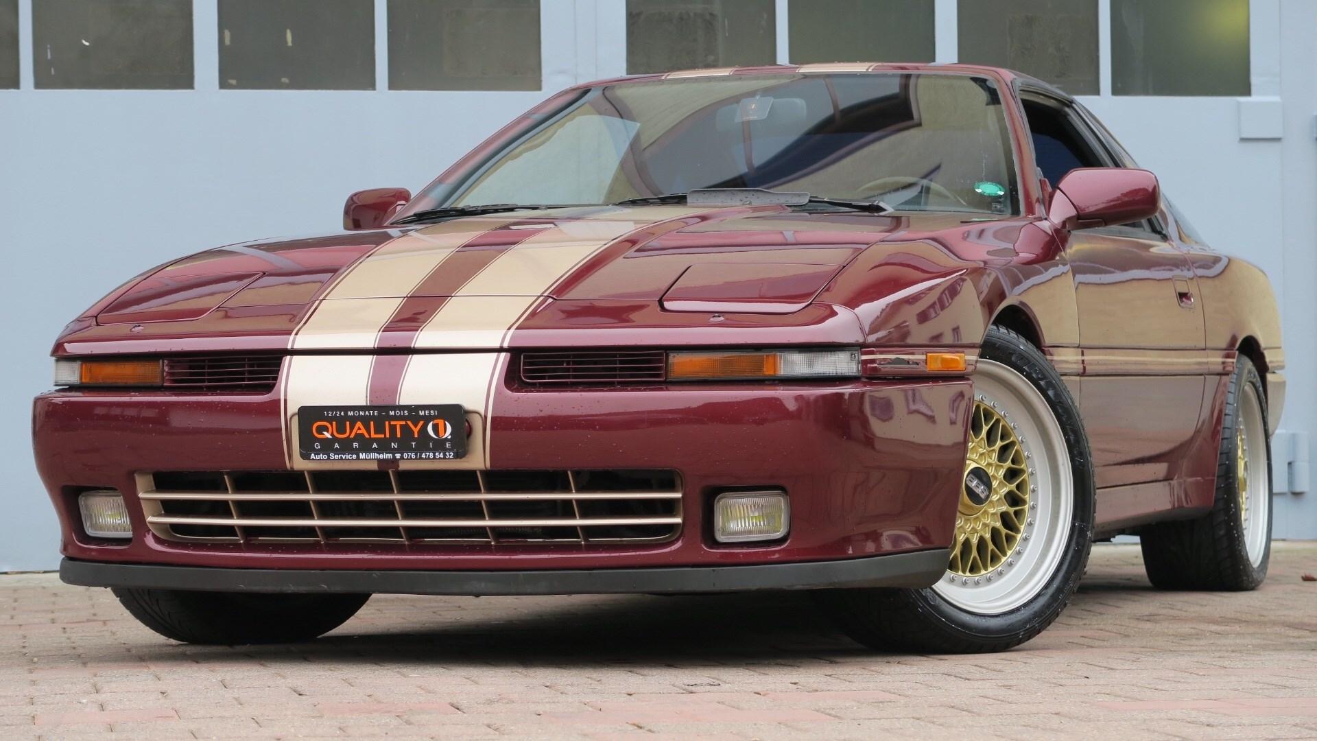 coupe Toyota Supra 3.0i Turbo